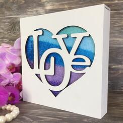 Love-box.com.ua Все для песочной церемонии - свадебные аксессуары в Киеве - фото 3