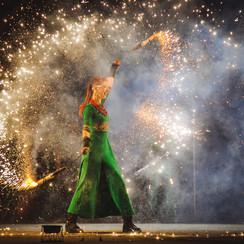 "Театр огня ""Fire Life"" - артист, шоу в Ужгороде - фото 4"