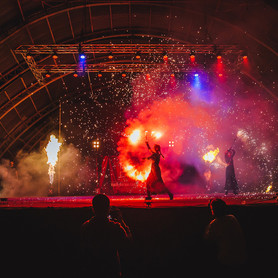 "Театр огня ""Fire Life"" - портфолио 5"