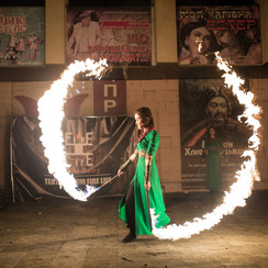 "Театр огня ""Fire Life"" - артист, шоу в Ужгороде - фото 2"