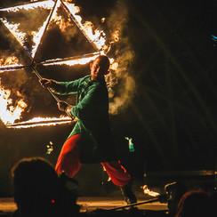 "Театр огня ""Fire Life"" - артист, шоу в Ужгороде - фото 3"