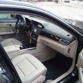 Mercedes E250  - портфолио 4