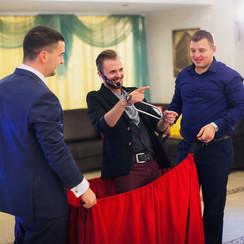 Дмитрий Смага - артист, шоу в Киеве - фото 1