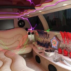 Лимузин Мерседес S 600 - авто на свадьбу в Сумах - портфолио 3