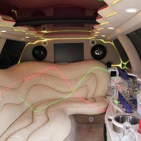 Лимузин Мерседес S 600 - авто на свадьбу в Сумах - портфолио 4