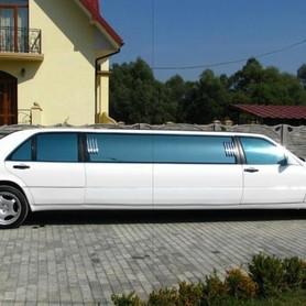 Лимузин Мерседес S 600 - авто на свадьбу в Сумах - портфолио 5