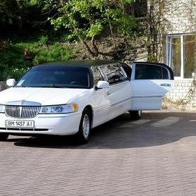 Лимузин Lincoln Town Car - авто на свадьбу в Сумах - портфолио 1