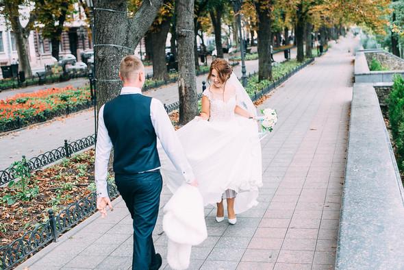 Замечательный день Юлии и Александра - фото №7