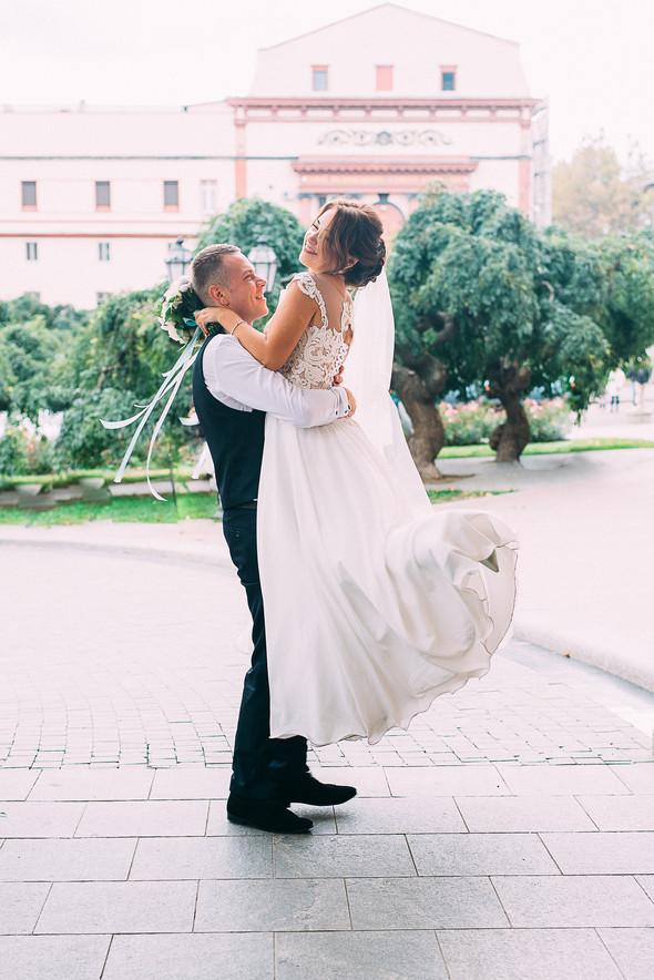 Замечательный день Юлии и Александра - фото №2