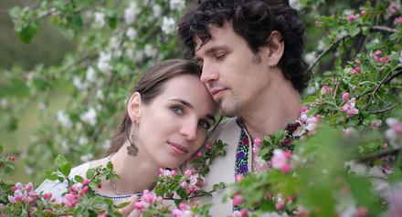 Скидка 50% на съемку Love Story