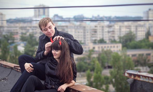 Love Story Звинка и Павел - фото №40