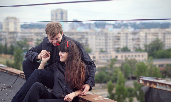 Love Story Звинка и Павел - фото №41