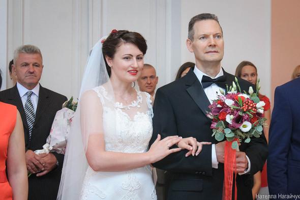 Оксана и Скотт - фото №6