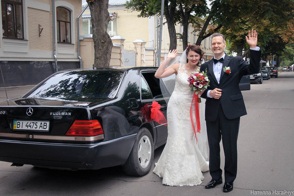 Оксана и Скотт - фото №2