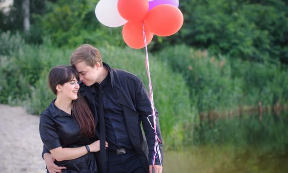 Love Story Звинка и Павел - фото №24