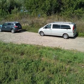 Mercedes Viano 2.2 CDI - авто на свадьбу в Виннице - портфолио 5