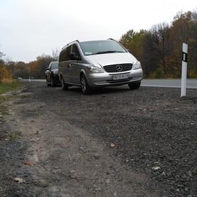 Mercedes Viano 2.2 CDI - авто на свадьбу в Виннице - портфолио 6