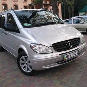 Mercedes Viano 2.2 CDI - авто на свадьбу в Виннице - портфолио 1