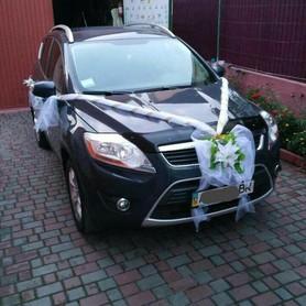 Ford Kuga Trend - авто на свадьбу в Виннице - портфолио 4