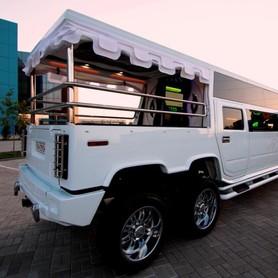 Mega Hummer H2 - авто на свадьбу в Мариуполе - портфолио 2