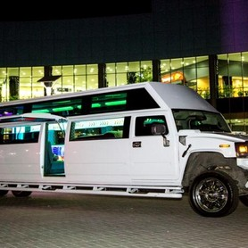 Mega Hummer H2 - авто на свадьбу в Мариуполе - портфолио 1