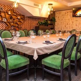 Mendeleev - ресторан в Киеве - портфолио 2
