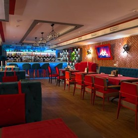 Mendeleev - ресторан в Киеве - портфолио 1