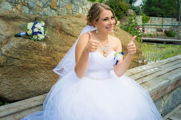 Свадьба Алены и Виталия - фото №5