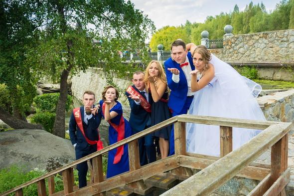 Свадьба Алены и Виталия - фото №9