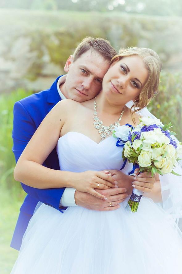 Свадьба Алены и Виталия - фото №11