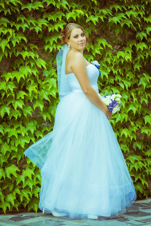 Свадьба Алены и Виталия - фото №4