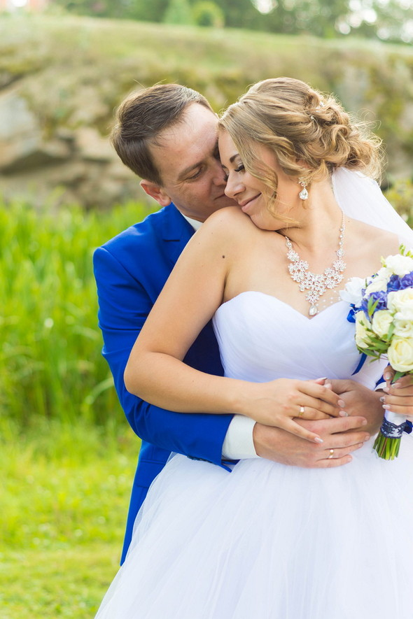Свадьба Алены и Виталия - фото №12