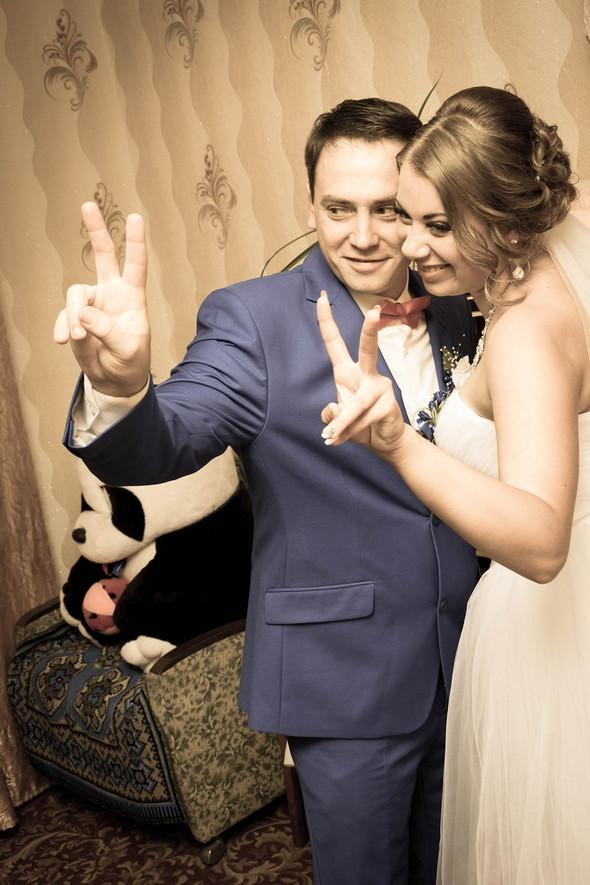 Свадьба Алены и Виталия - фото №28