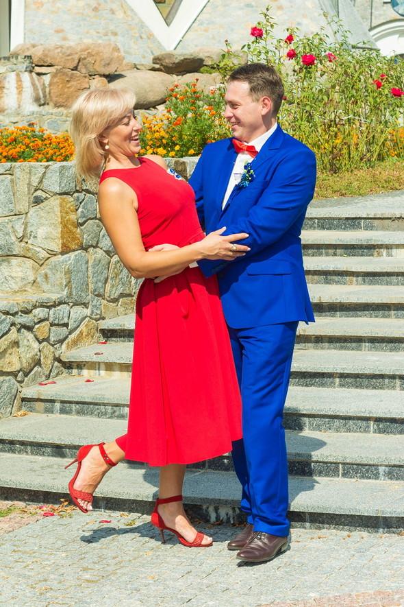 Свадьба Алены и Виталия - фото №26