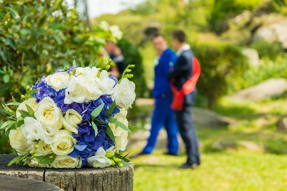 Свадьба Алены и Виталия - фото №23