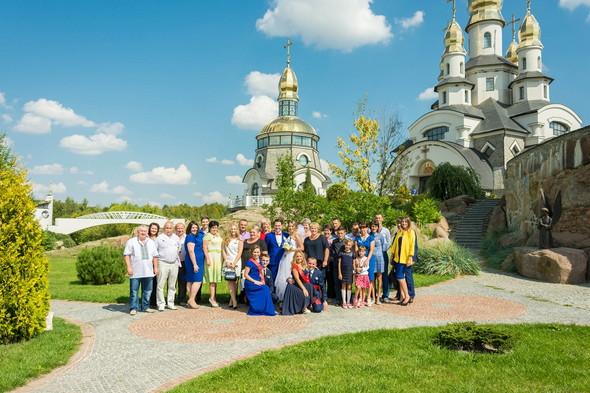 Свадьба Алены и Виталия - фото №27