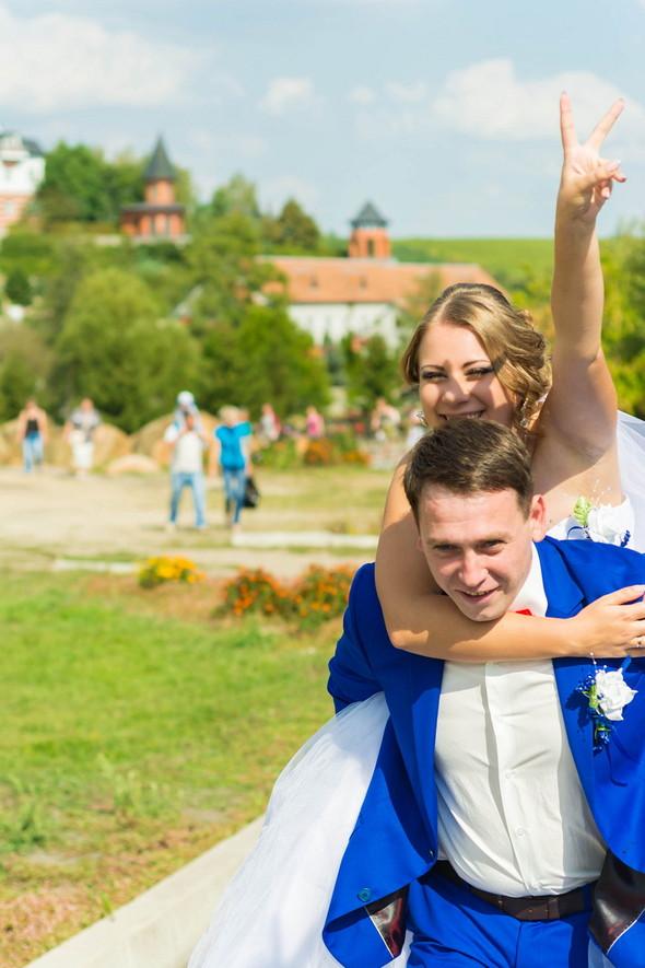 Свадьба Алены и Виталия - фото №1