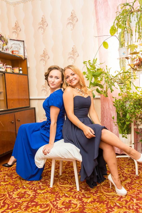 Свадьба Алены и Виталия - фото №29