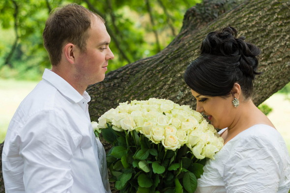 Свадьба Ирины и Ярослава - фото №12