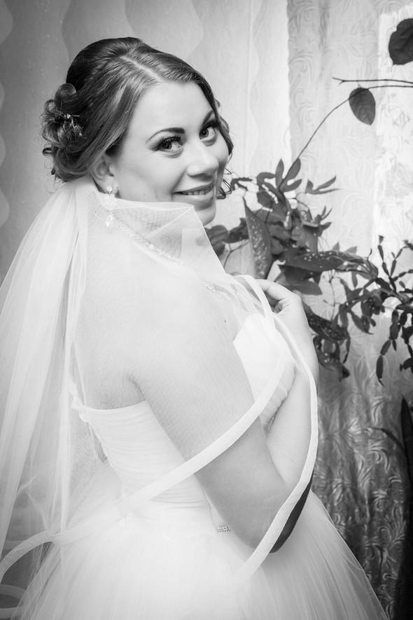 Свадьба Алены и Виталия - фото №17
