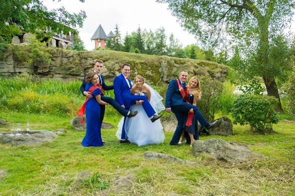 Свадьба Алены и Виталия - фото №22