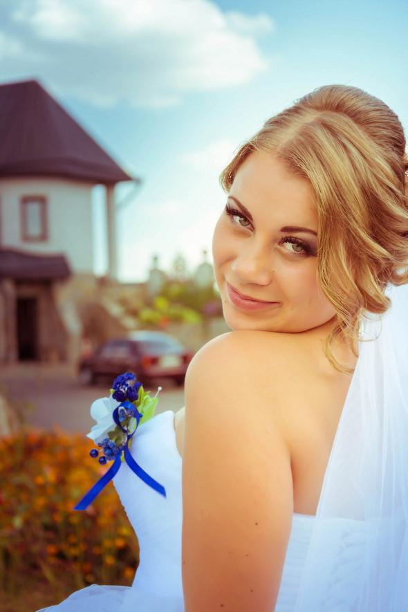 Свадьба Алены и Виталия - фото №13