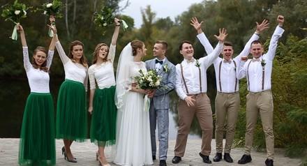 Весенние скидки 30 % на свадебную видеосъёмку