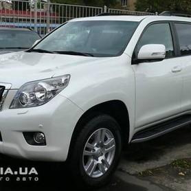 Toyota LC Prado - авто на свадьбу в Мариуполе - портфолио 1