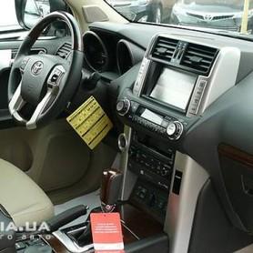 Toyota LC Prado - авто на свадьбу в Мариуполе - портфолио 3