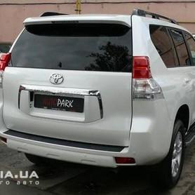 Toyota LC Prado - авто на свадьбу в Мариуполе - портфолио 2