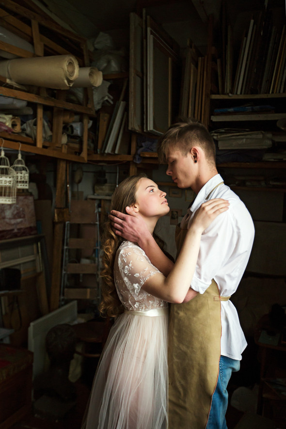 Art Story. Love Story. - фото №20