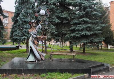 """Скульптура """"Девушка-Весна"""" - фото 3"""
