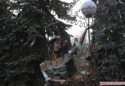 """Скульптура """"Девушка-Весна"""" - фото 2"""