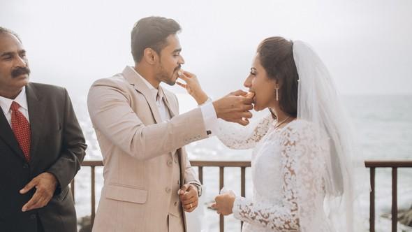 Индийская свадьба на Шри-Ланке - фото №59